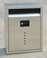 Ecco Contemporary Style Mailbox