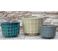 Anamese Breeze Planter Set of 3