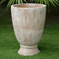 Anamese Milan Footed Urn Set of 2