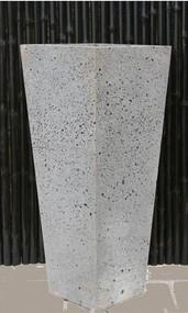 Anamese Tall Square Taper Planter - Pietro