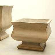 Anamese Torino Low Footed Square Planter Set of 3