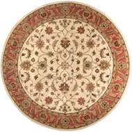 Surya Crowne  Rug - CRN6004 - 8' Round