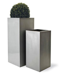 Capital Garden Geo Square Planter