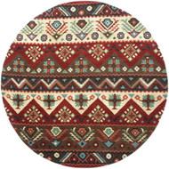 Surya Dream  Rug - DST381 - 8' Round