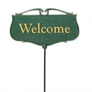 """Welcome"" Plaque main image"