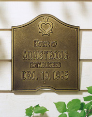 Pennsylvania Dutch Anniversary Plaque main image