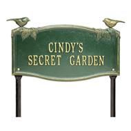 Vinhttps://cdn3.bigcommerce.com/s-nzzxy311bx/product_images//e/Chickadee Garden Plaque main image