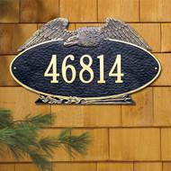 Eagle Oval Estate Plaque main image