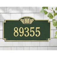Monogram Estate Plaque main image