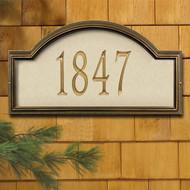 Providence Artisan Stone Estate Plaque main image