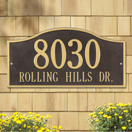 Rolling Hills Plaque main image