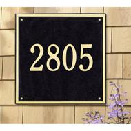 Square Estate Plaque main image
