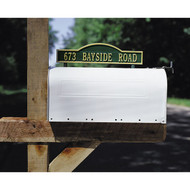 Two-sided Mailbox Address Markers main image