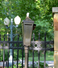 Classic Pole Torch Gold Vien image 1