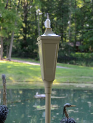 Classic Pole Torch Sandtone image 1