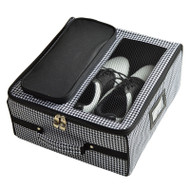 Golf Trunk Organizer - Houndstooth image 1