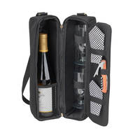 Sunset Wine carrier - Black image 1