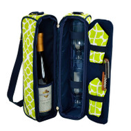 Sunset Wine carrier - Trellis Green image 1