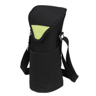 Single Bottle Cooler Tote - Blachttps://cdn3.bigcommerce.com/s-nzzxy311bx/product_images//k/Apple image 1