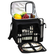 Picnic Cooler for Two with Coffee Service - London image 1