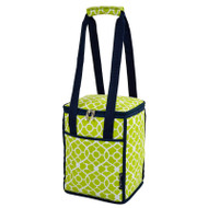 Collapsible Cooler - Trellis Green image 1