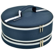 Cake Carrier - Navy image 1