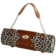 Wine Carrier & Purse - Giraffe image 1