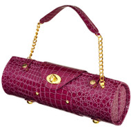 Wine Carrier & Purse - Purple image 1