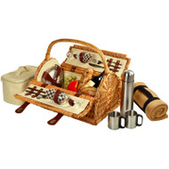Sussex Picnic Bskt for 2 https://cdn3.bigcommerce.com/s-nzzxy311bx/product_images//w/Blkt & Coffee - London image 1