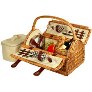 Sussex Picnic Basket for Two - London image 1
