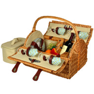 Yorkshire Picnic Basket for Four - Gazebo image 1