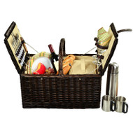 Surrey Picnic Basket for 2 https://cdn3.bigcommerce.com/s-nzzxy311bx/product_images//w/Coffee - Hamptons image 1