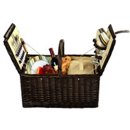 Surrey Picnic Basket for Two - Santa Cruz image 1