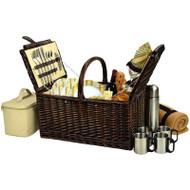 Buckingham Bskt for 4 https://cdn3.bigcommerce.com/s-nzzxy311bx/product_images//w/Blkt & Coffee - Hamptons image 1