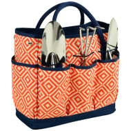 Garden Tote & Tools Set - Diamond Orange image 1