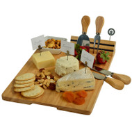 Windsor Cheese Board Set - Available Mid Septmeber - Hard Wood image 1