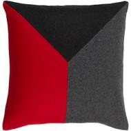 Surya Jonah Pillow - JH002 - 18 x 18 x 4 - Poly