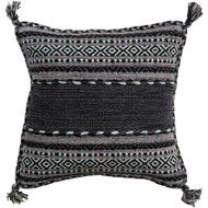 Surya Trenza Pillow - TZ001 - 18 x 18 x 4 - Down