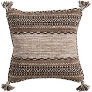 Surya Trenza Pillow - TZ002 - 18 x 18 x 4 - Poly