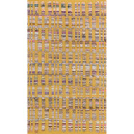 "Loloi Aiden Rug  HAI01 Yellow - 1'-8"" X 3'"