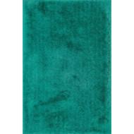"Loloi Allure Shag Rug  AQ-01 Emerald - 5'-0"" x 7'-6"""
