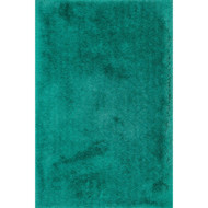 "Loloi Allure Shag Rug  AQ-01 Emerald - 7'-6"" x 9'-6"""