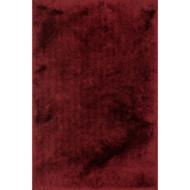 "Loloi Allure Shag Rug  AQ-01 Garnet - 3'-6"" x 5'-6"""