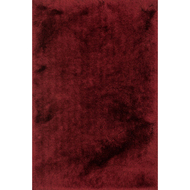 "Loloi Allure Shag Rug  AQ-01 Garnet - 7'-6"" x 9'-6"""
