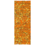 "Loloi Aria Rug  HAR14 Orange / Lime - 1'-9"" X 5'"