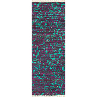 "Loloi Aria Rug  HAR14 Purple / Turquoise - 1'-9"" X 5'"