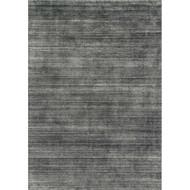 "Loloi Barkley Rug  BK-01 Charcoal - 5'-0"" x 7'-6"""