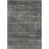 "Loloi Barkley Rug  BK-01 Charcoal - 9'-3"" X 13'"