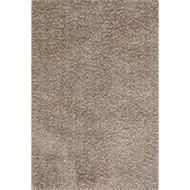 "Loloi Callie Shag Rug  CJ-01 Light Brown / Multi - 7'-10"" X 7'-10"" Round"