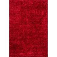 "Loloi Carrera Shag Rug  CG-01 Red - 5'-0"" x 7'-6"""